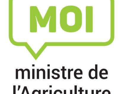 Moi ministre de l'agriculture
