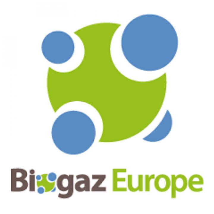 Logo Biogaz Europe