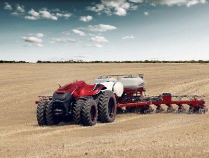 Le tracteur autonome selon Case IH