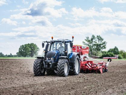 Moins de tracteurs immatriculés en 2020