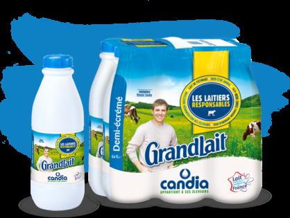 Nouveaux accords sur le prix du lait