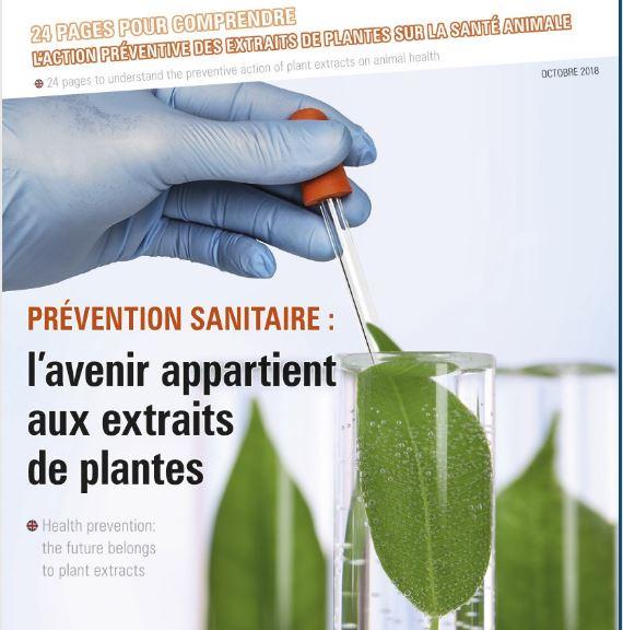 La prévention sanitaire grâce aux extraits de plantes
