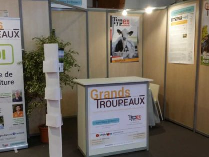 Grands Troupeaux Magazine au Space 2018