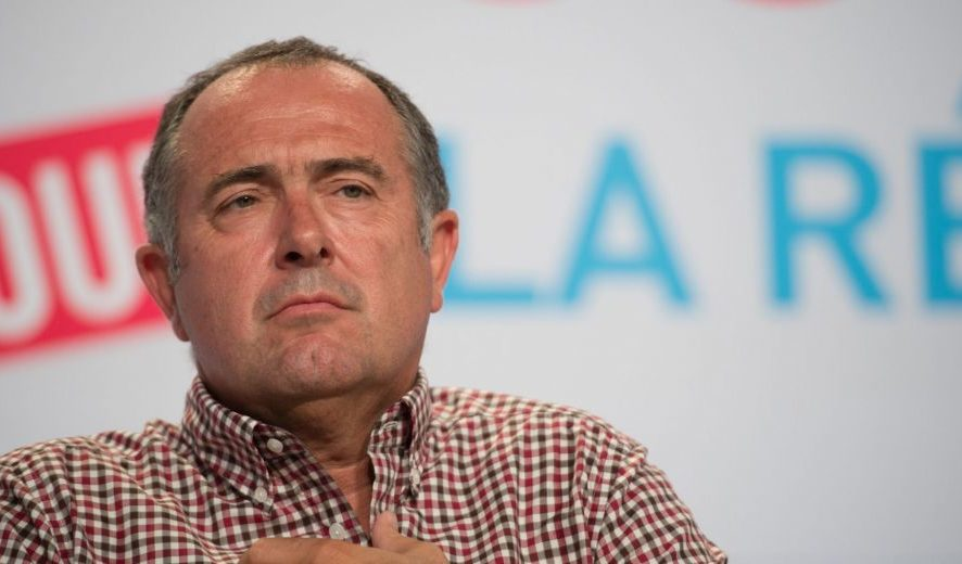 Didier Guillaume, nouveau ministre de l'Agriculture