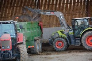 Bond des ventes de tracteurs