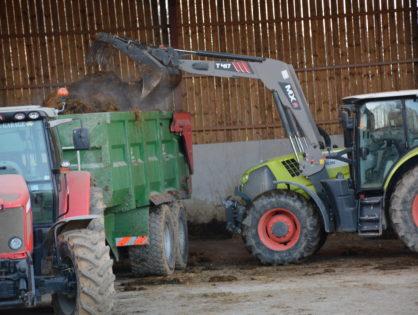 Le marché du tracteur se replie de 13,3 % en 2018