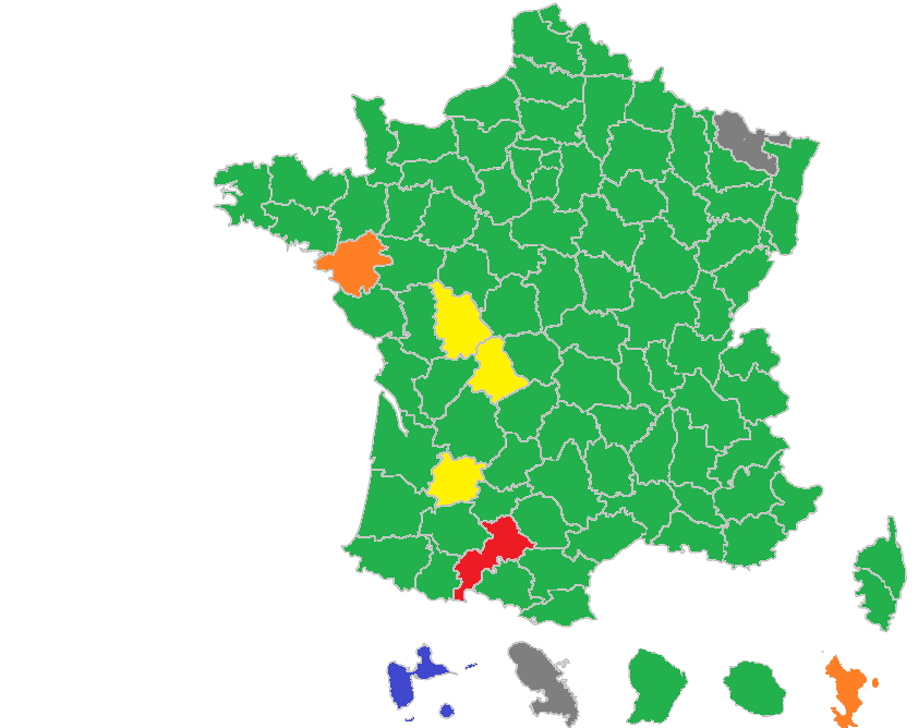 Abstention record aux élections chambres