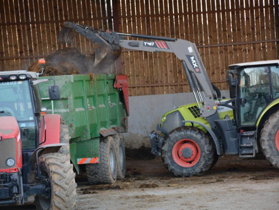 Le matériel agricole perd de sa forme