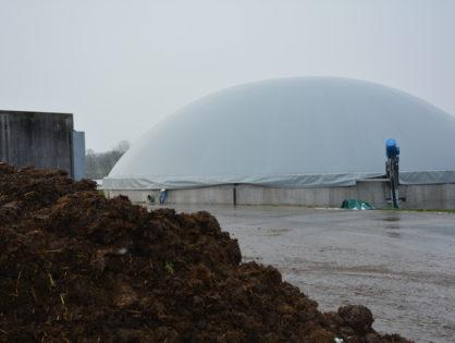 Biogaz : 10 sites scrutés à la loupe