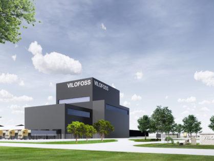Une nouvelle usine pour Vilofoss