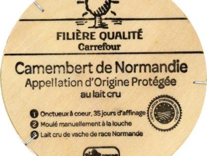 Camembert : toujours des fâcheries