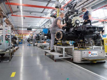 Same Deutz Fahr relance son usine