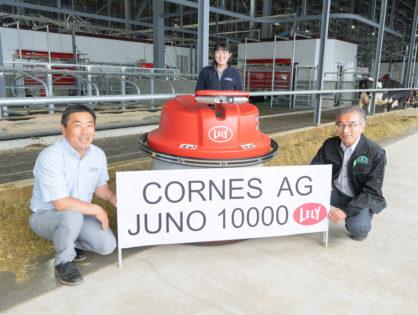 Le 10.000e Juno installé au Japon