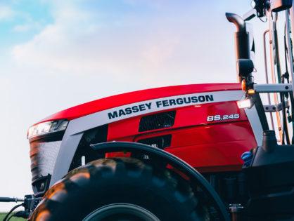 Des tracteurs  « 100 % connectés »