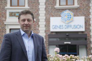 Claude Grenier à la tête de Gènes Diffusion