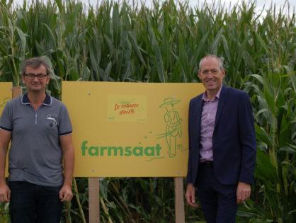 Maïs : l'aventure de la vente à la ferme
