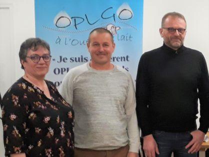 Un nouveau président pour l'OPLGO