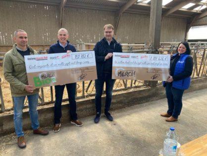 Une « prime » de 2 M€ pour les éleveurs