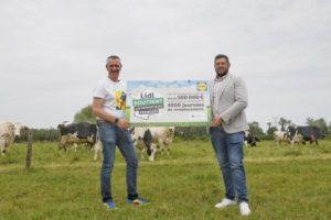 Lidl offre des congés aux agriculteurs
